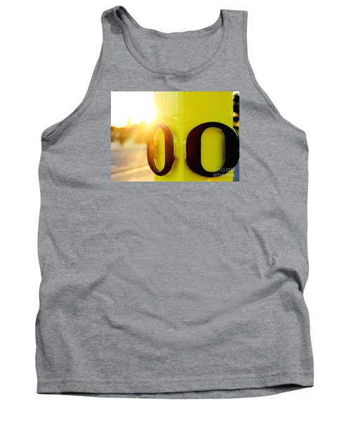 Uo 6 Tank Top by Michael Cross