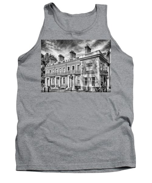 Tank Top featuring the photograph Upper Regents Street by Howard Salmon
