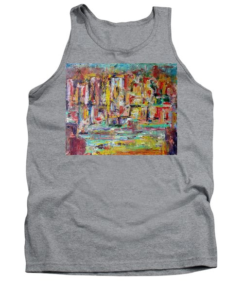 Urban Landscape Tank Top