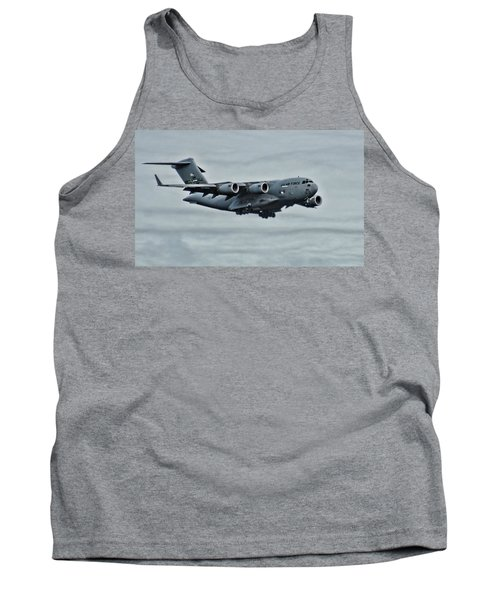 Us Air Force C17 Tank Top