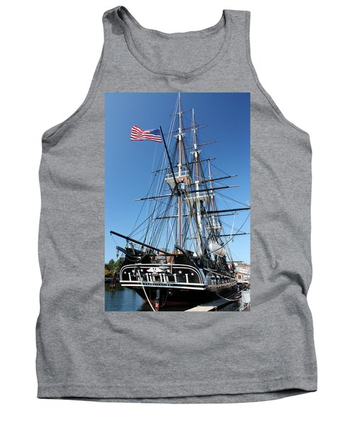 Uss Constitution Tank Top