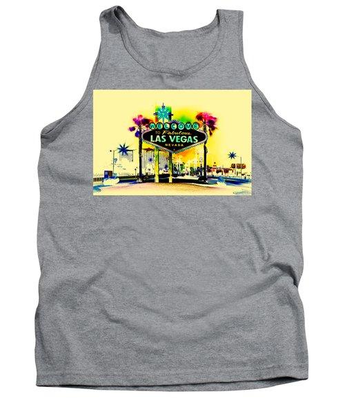 Vegas Weekends Tank Top