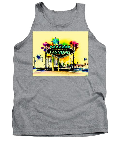Vegas Weekends Tank Top