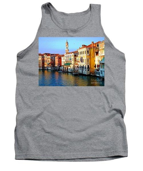 Venezia Grand Canal Tank Top