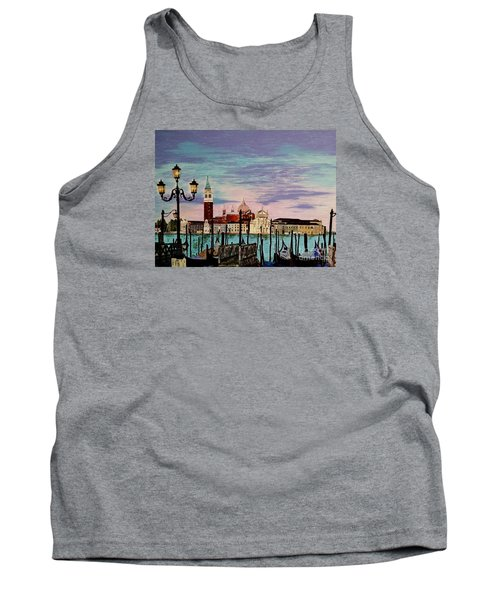 Venice  Italy By Jasna Gopic Tank Top