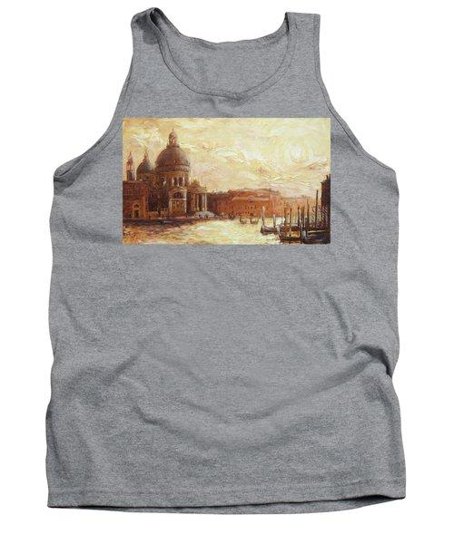 Venice - Santa Maria Della Salute Tank Top