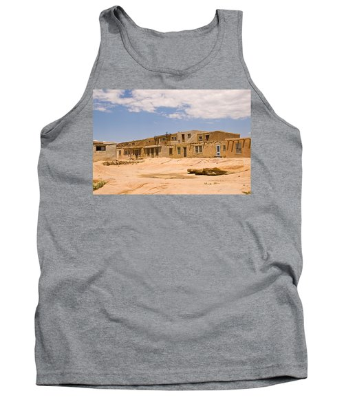View From The Square Tank Top