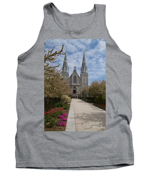 Villanova University Main Chapel  Tank Top