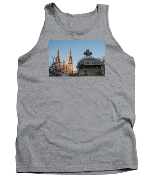Villanova Wall And Chapel Tank Top