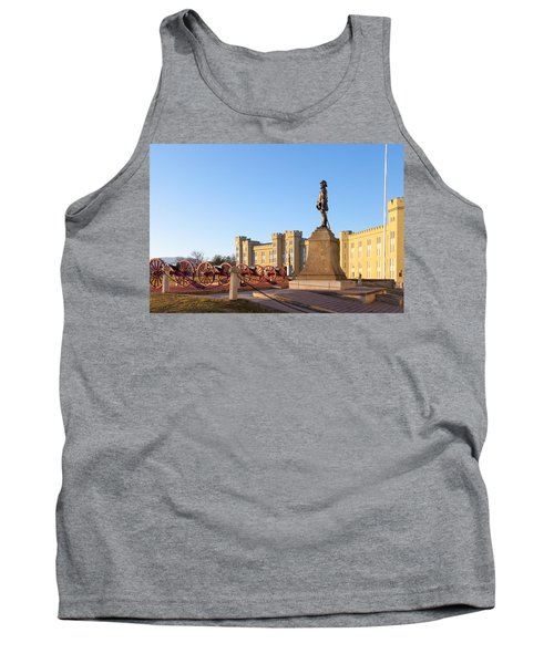 Virginia Military Institute Tank Top by Melinda Fawver