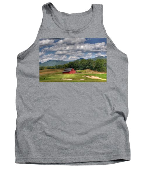 Vista Links Barn Tank Top