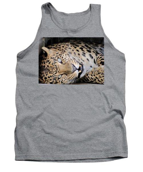 Voodoo The Leopard Tank Top