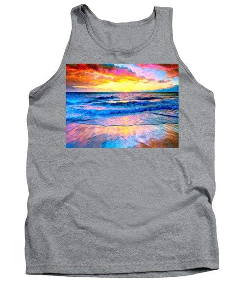 Waikoloa Sunset Tank Top