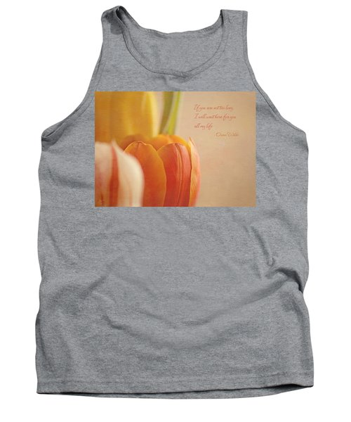 Waiting For You Tank Top