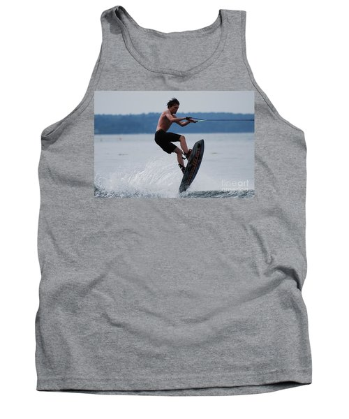 Wakeboarder Tank Top