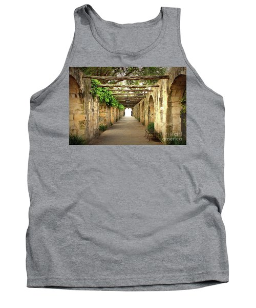 Walk To The Light Tank Top