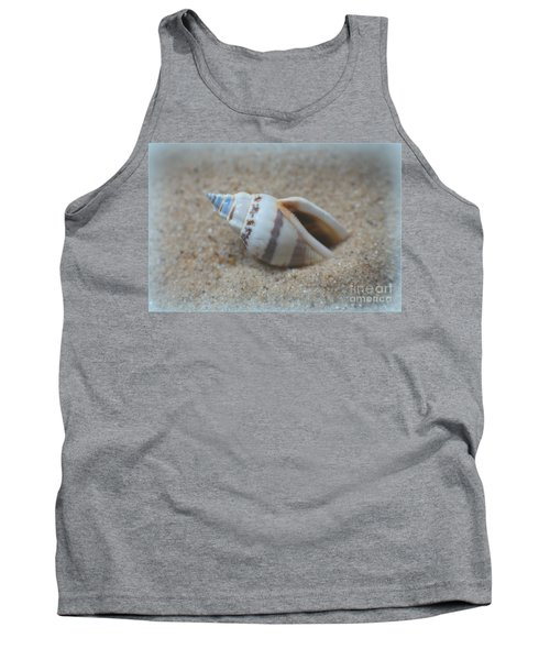 Washed Ashore Seashell Treasure Tank Top