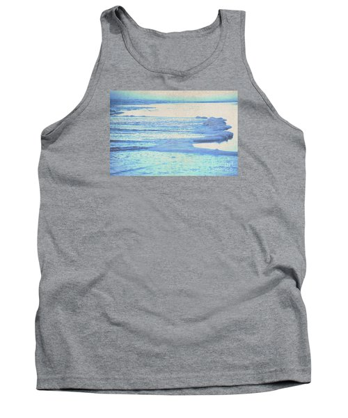 Tank Top featuring the photograph Washed Away by Cynthia Lagoudakis