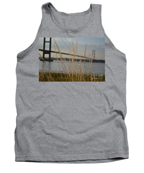 Wasting Time By The Humber Tank Top