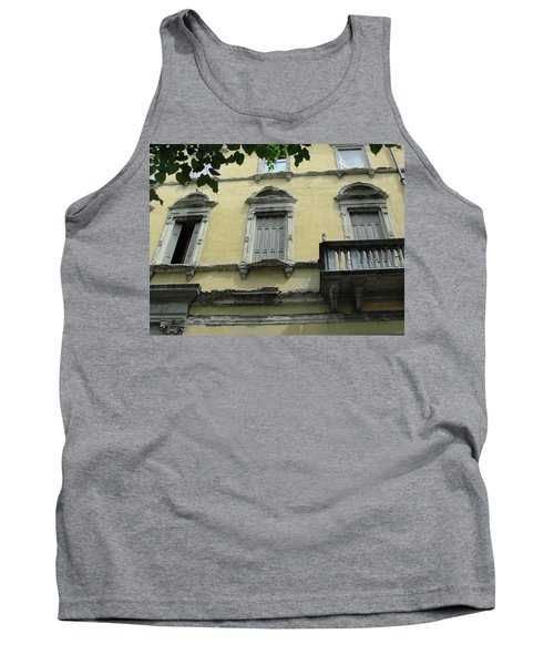 Tank Top featuring the photograph Watch Your Step by Natalie Ortiz