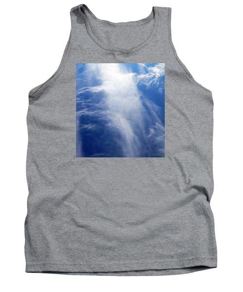 Waterfall In The Sky Tank Top