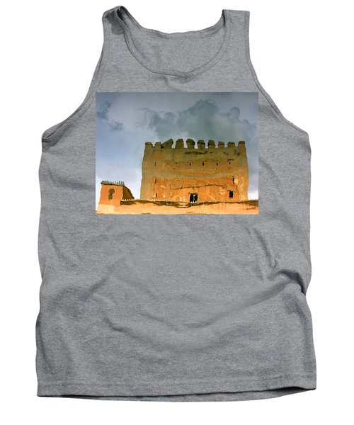 Watery Alhambra Tank Top