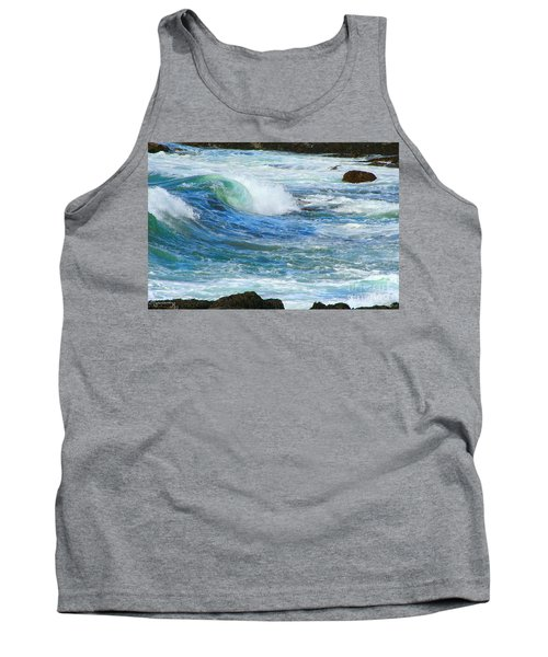Wave To Me Tank Top