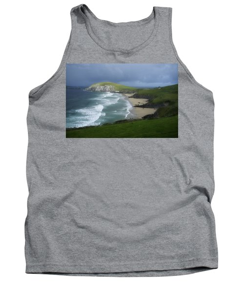 Waves Ring Of Dingle Tank Top