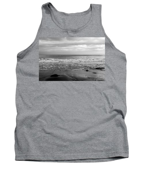 Waves Rolling In  Tank Top