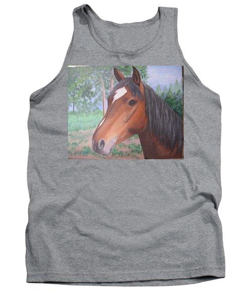 Wayne's Horse Tank Top