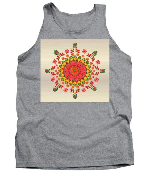 Wayuu Art Happiness Tank Top