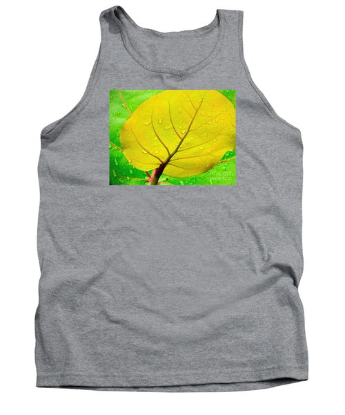 Tank Top featuring the photograph Weathered by Joy Hardee