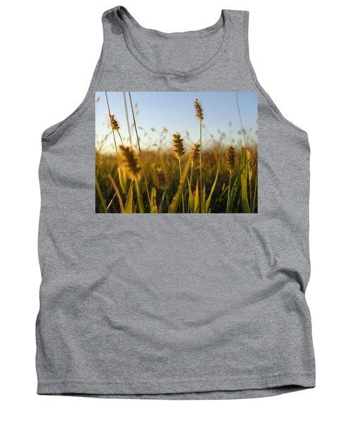 Tank Top featuring the photograph Weeds by Joseph Skompski