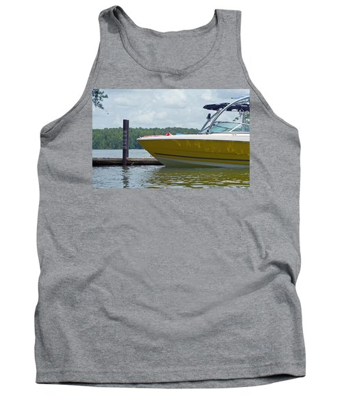 Tank Top featuring the photograph Weekend Fun by Charles Beeler