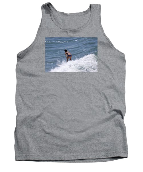 West Coast Surfer Girl Tank Top