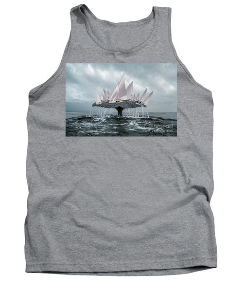 Whale Tank Top