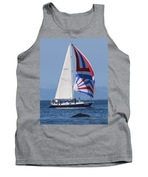 Whale Watching 1 Tank Top