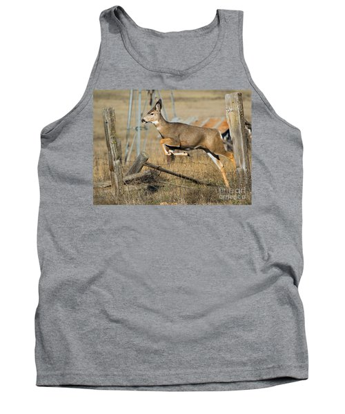 What Fence Tank Top