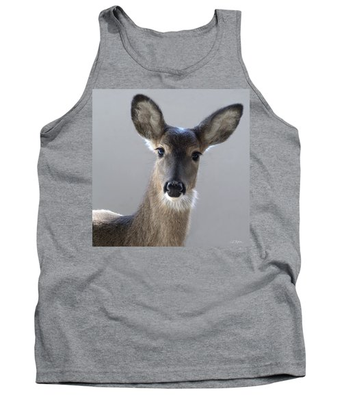 What Is Up With Mike? Tank Top by Bill Stephens