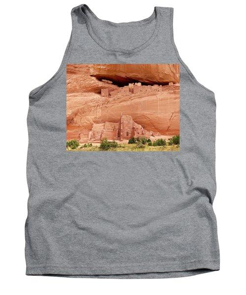 White House Ruins Canyon De Chelly Tank Top