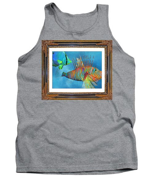Who Framed The Fishes Tank Top