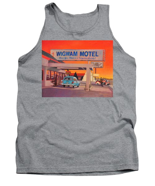 Wigwam Motel Tank Top