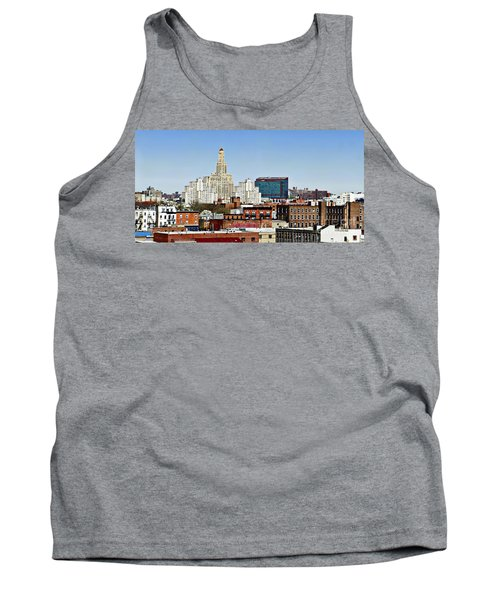 Williamsburg Savings Bank In Downtown Brooklyn Ny Tank Top