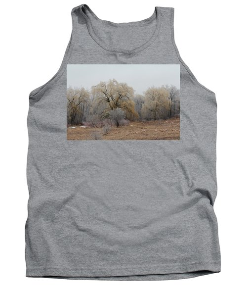 Willow Trees Iced Tank Top