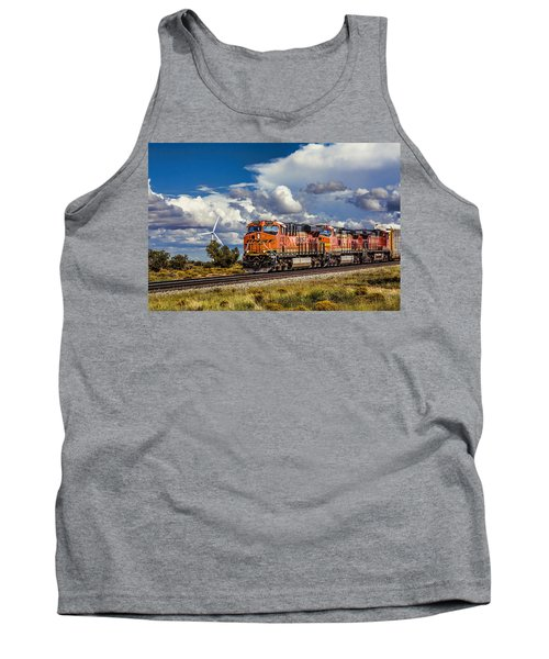 Wind And Rail Tank Top