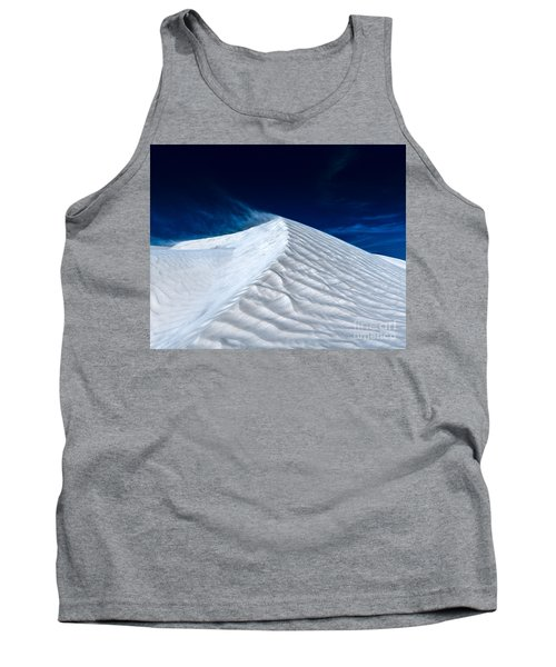 Wind Over White Sands Tank Top