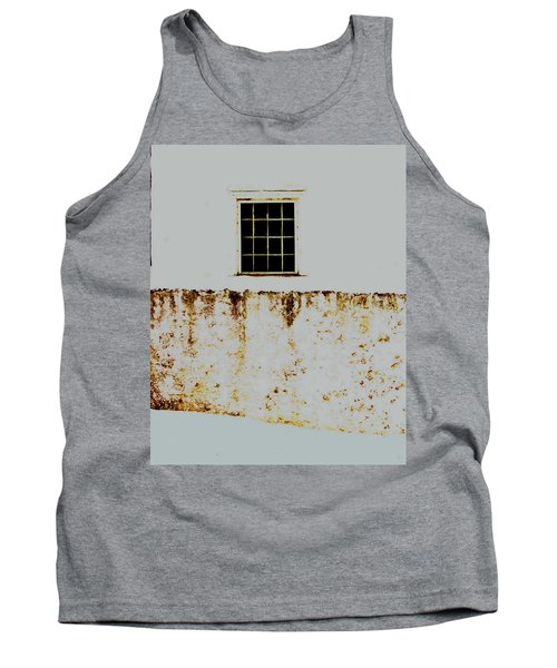 Window Wall And Snow Tank Top