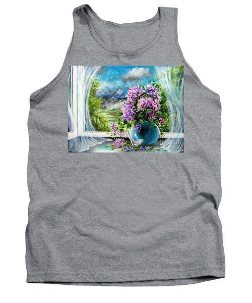 Windows Of My World Tank Top