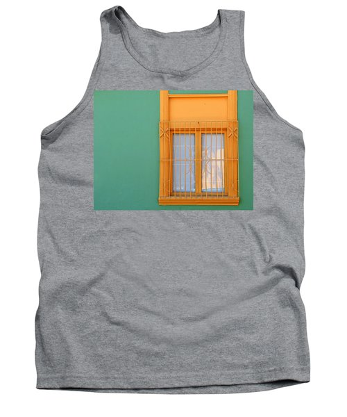 Windows Of The World - Santiago Chile Tank Top