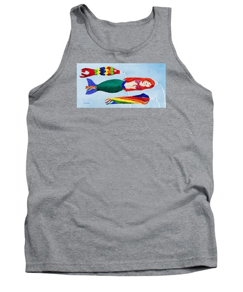Windsocks Tank Top